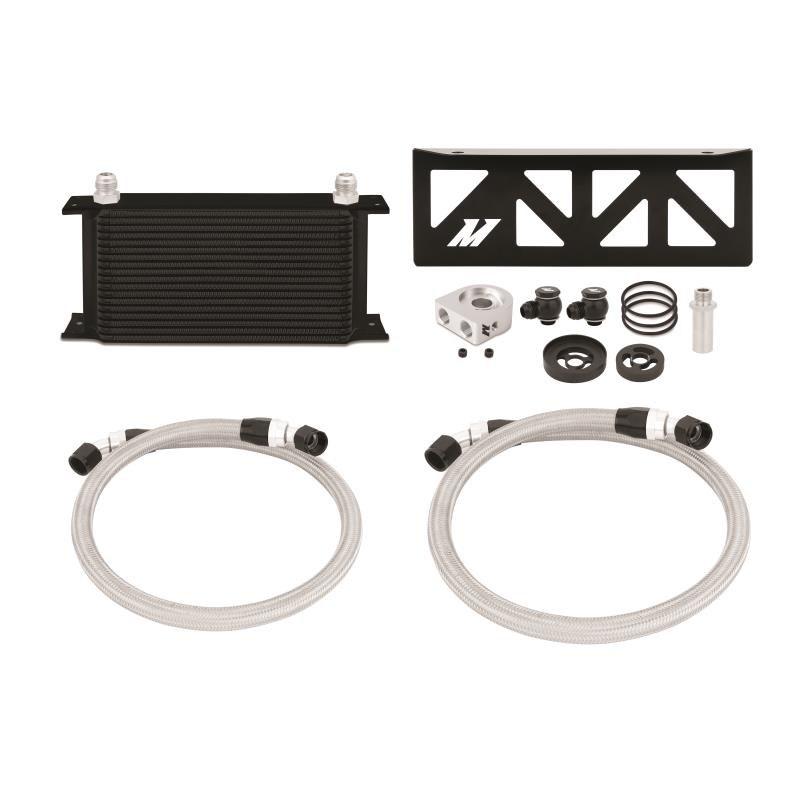 Zestaw chłodnica oleju MISHIMOTO Subaru BRZ / Scion FR-S 2013+ - GRUBYGARAGE - Sklep Tuningowy